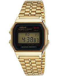 Casio Collection Unisex-Armbanduhr A159WGEA 1EF