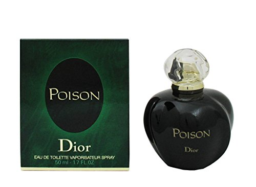 CHRISTIAN DIOR  Eau de Toilette Damen Poison  50 ml
