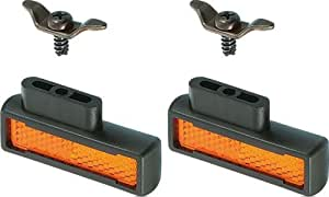 Shimano Road Pedal Reflectors - SM-PD58 for PD7810/7800/7750/6620/6610/5600/600/540 SL Clipless Sport Pedals
