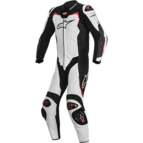 Alpinestars Lederkombi GP Pro Tech 2016 Einteiler schwarz/rot