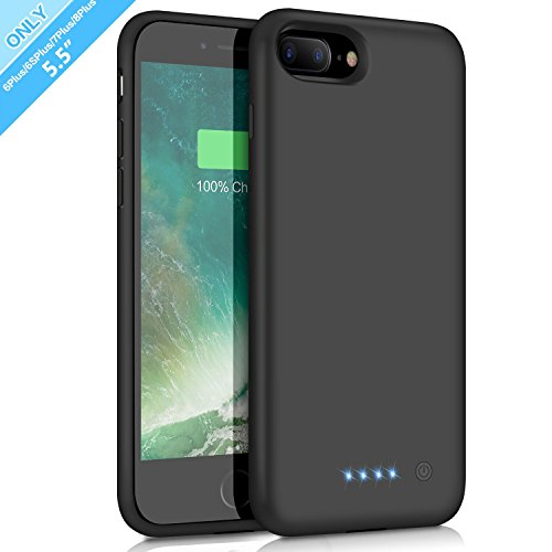Cover Batteria per iPhone 6 Plus/ 6s Plus/ 7 Plus/ 8 Plus 8500 mAh