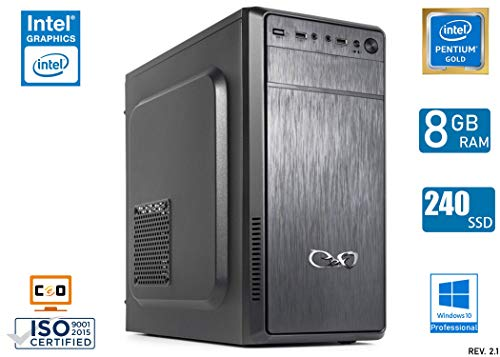 - CEO Alpha V8 - Ordenador Sombremesa Intel G5400