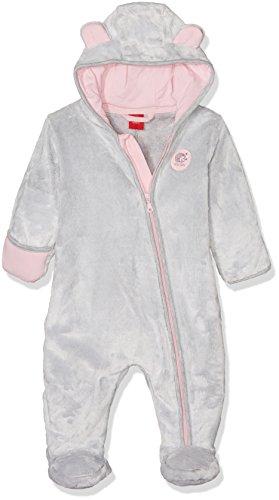 s.Oliver Baby-Mädchen Spieler 65709852771, Grau (Grey Two Tone Girls 94G1), 68