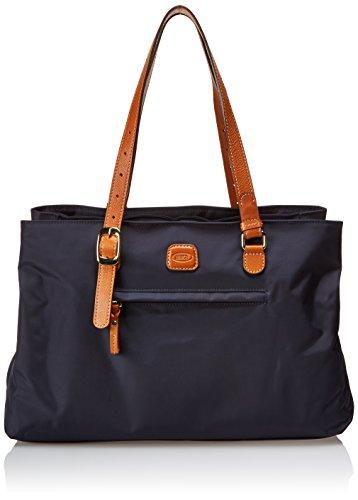 Bric's X-Bag Shopper 40 cm Blu Oceano