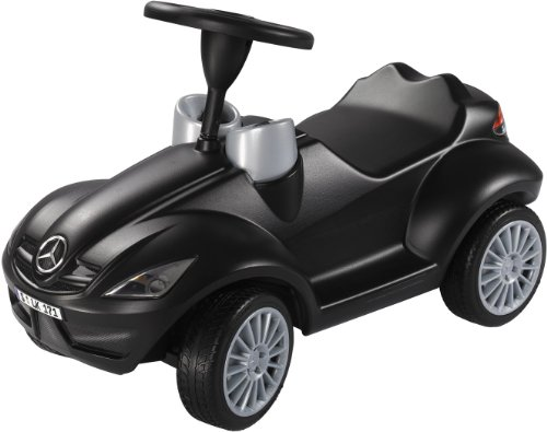 BIG 800056342 - SLK-Bobby-Benz III, schwarz - 2