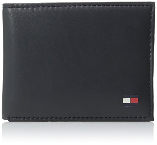 tommy-hilfiger-mens-leather-bold-passcase-billfold-wallet-navy