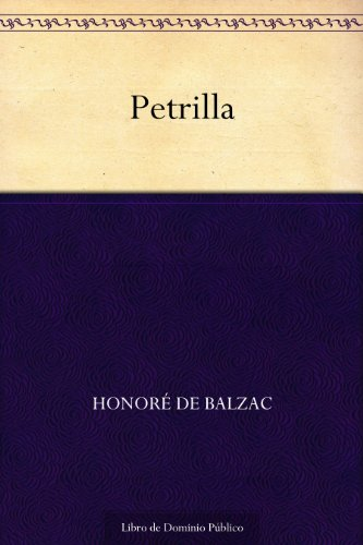 Petrilla por Honoré de Balzac