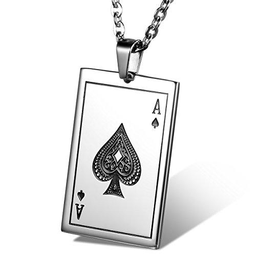 cupimatch-herren-damen-cool-edelstahl-ace-of-spades-card-poker-anhanger-halskette-559-cm-kette-weihn