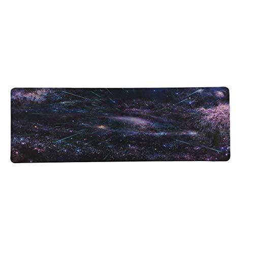 Ihr eigenes Pad Nova Raum gebrochen Spray Alternative Realität Galaxy Big Game Lock Mauspad Tastatur-Pad 30X90cm (Nova-erweiterung)