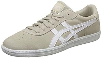 ASICS Tiger Unisex Percussor TRS Birch/White Sneakers-11 UK/India (Men 46.5 EU/12 US)(Women 46 EU/13 US)(HL7R2.0201)