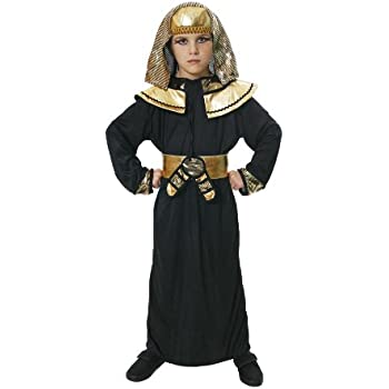 egyptian pharoah robe kids costume 10 12 years - Egyptian Halloween Costumes For Kids