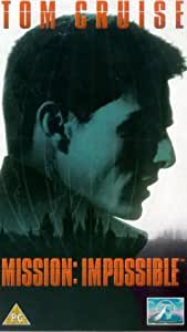 Mission Impossible [VHS] [1996]