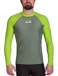 iQ-Company Herren IQ 300 Watersport Long Sleeve Uv-Shirt