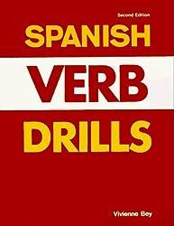 Spanish Verb Drills by Vivienne Bey (1990-07-24)