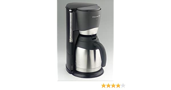 Rowenta Ct 278 S /Ct 278 Brunch 1.25 L Inox Coffee Maker: Amazon