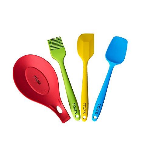 ttlife-utensilio-de-cocina-de-4-piezas-espatula-de-silicona-con-espatula-cuchara-espatula-brocha-de-
