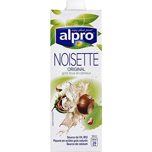 alpro Boisson à base de noisette original avec calcium & vitamine s ajoutées ( Prix unitaire ) - Envoi Rapide Et Soignée