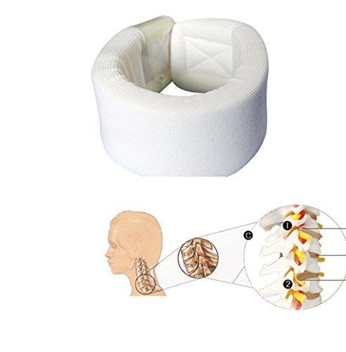 Funwill Halskrause, weich, fest, Schaumstoff, zur Stützung des Nackens, Größe M -
