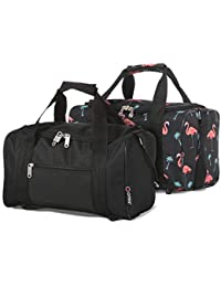 5 Cities Maximum 35x20x20 Ryanair Cabin Hand Luggage Holdall Flight Bag be9d7d4ef3e60