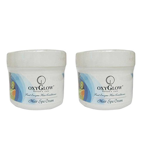 Oxyglow Hair Spa Cream, 250g (Pack of 2)