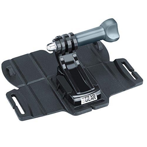 Premium Action Camera Halterung mit großer Klebefläche / Action Cam Kamera Stativ Halter für Digital Kameras & Video Camcorders wie APEMAN WIFI 4K YI Campark GoPro SJCam QUMOX Vivitar und mehr