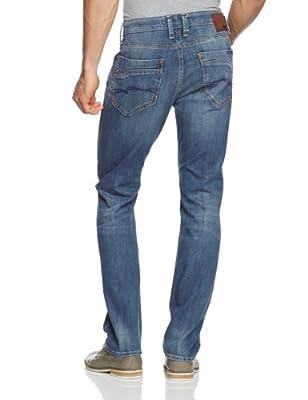 Mavi Men's Straight Fit Jeans