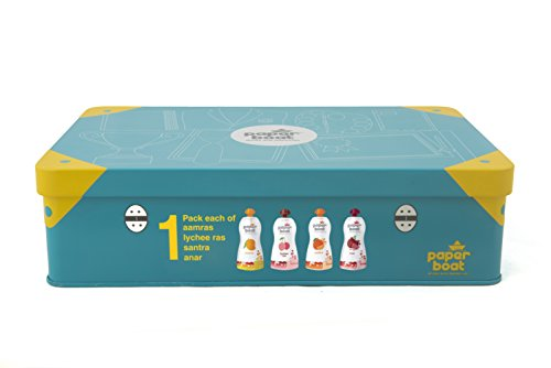 Paper Boat Celebration Mix Pack, 850ml Tin Box
