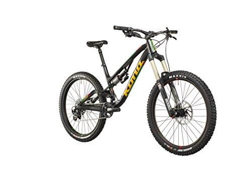 Kona Process 167 – Bicicletta MTB Fully, colore: nero