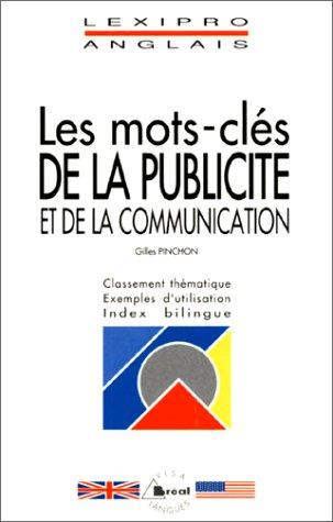 Les mots-clés de la publicité et de la communication