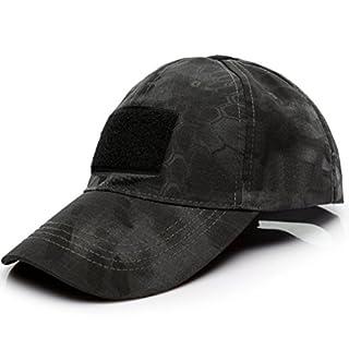 Aquiver Camouflage Cap Special Forces Operator Tactical Baseball Hat Cap