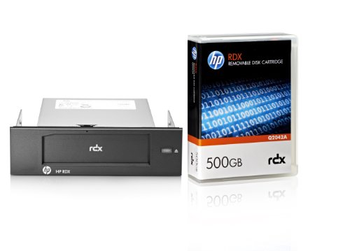HP RDX500 USB3.0 Internal Disk Backup System