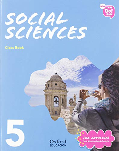 New Think Do Learn Social Sciences 5 Class Book + Content summary in Spanish Pack (Andalusia Edition)