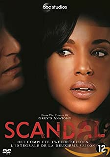 Scandal Saison 2 [Import belge] by Kerry Washington (B00I61ERNG) | Amazon Products