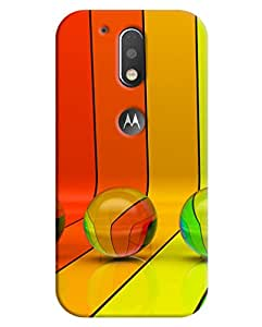 FurnishFantasy 3D Printed Designer Back Case Cover for Motorola Moto G4 Plus,Motorola Moto G4