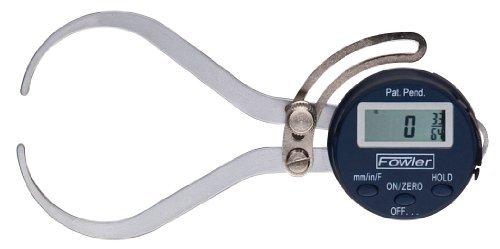 leegoal 10.75 Digital Outside Calipers 150mm,10 Inside Digital Caliper 12.7-165mm With Handle,0.01 Accuracy Digital Electronic Outside External OD Caliper for Woodworking