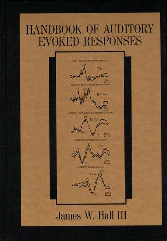 Handbook of Auditory Evoked Responses