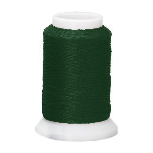Binimo n ° 5 (double fil tressé) 90 m vert 28