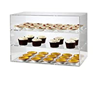Luminati 450mm Wide Counter Display Unit | Cake Display Cabinet | Display Stand Case