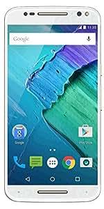 Motorola MotoX Style Smartphone, écran Quad HD de 5,7 pouces, 3 Go RAM, 32 Go de mémoire interne, appareil photo 21 MP, Android 5.1.1
