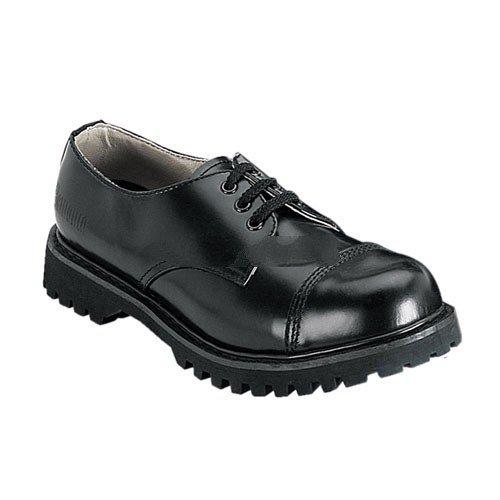 Demonia Rocky-03 - scarpe gotiche punk Industrial ranger 36-45, US-Herren:EU-38 (US-M6)