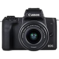 Canon EOS M50 15-45/3.5-6.3 EF-M is STM 55-200/4.5-6.3 EF-M is STM
