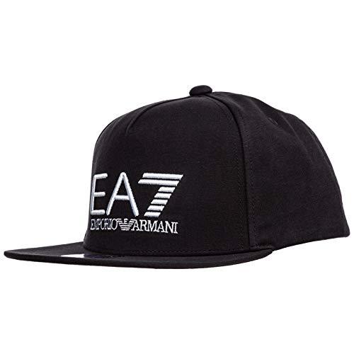Emporio Armani EA7 Herren Cap Black Emporio Armani Hüte
