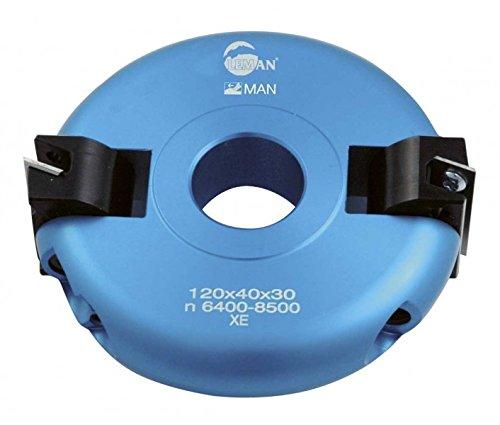 Leman : Werkzeughalter multipente neigbar +–90° Kreisel 30mm