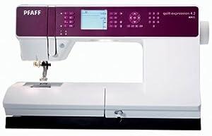Pfaff Maquina de coser Quilt Expression 4.2 de Pfaff