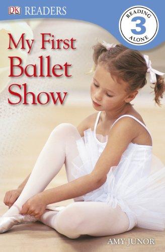 My first ballet show.