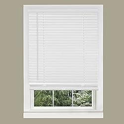 Achim Home Furnishings MSG233WH06 Morningstar G2 Cordless Blinds, 33 x 64, White