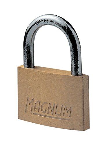 Magnum–Lock CAD 20, Bogen von Stahl, Messing, 20mm