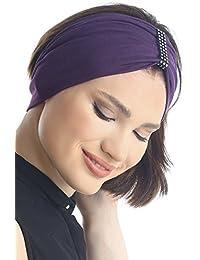 Stirnband mit Kristall für Damen