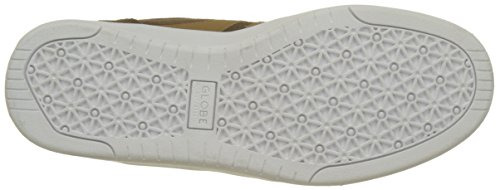 Globe Octave, Chaussures Plates Pour Hommes Braun (rawhide / Curry)