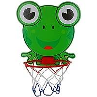 Ndier Red Canasta de Baloncesto, Anillo a Red Canasta de Colgar para Baloncesto Juguete Deporte